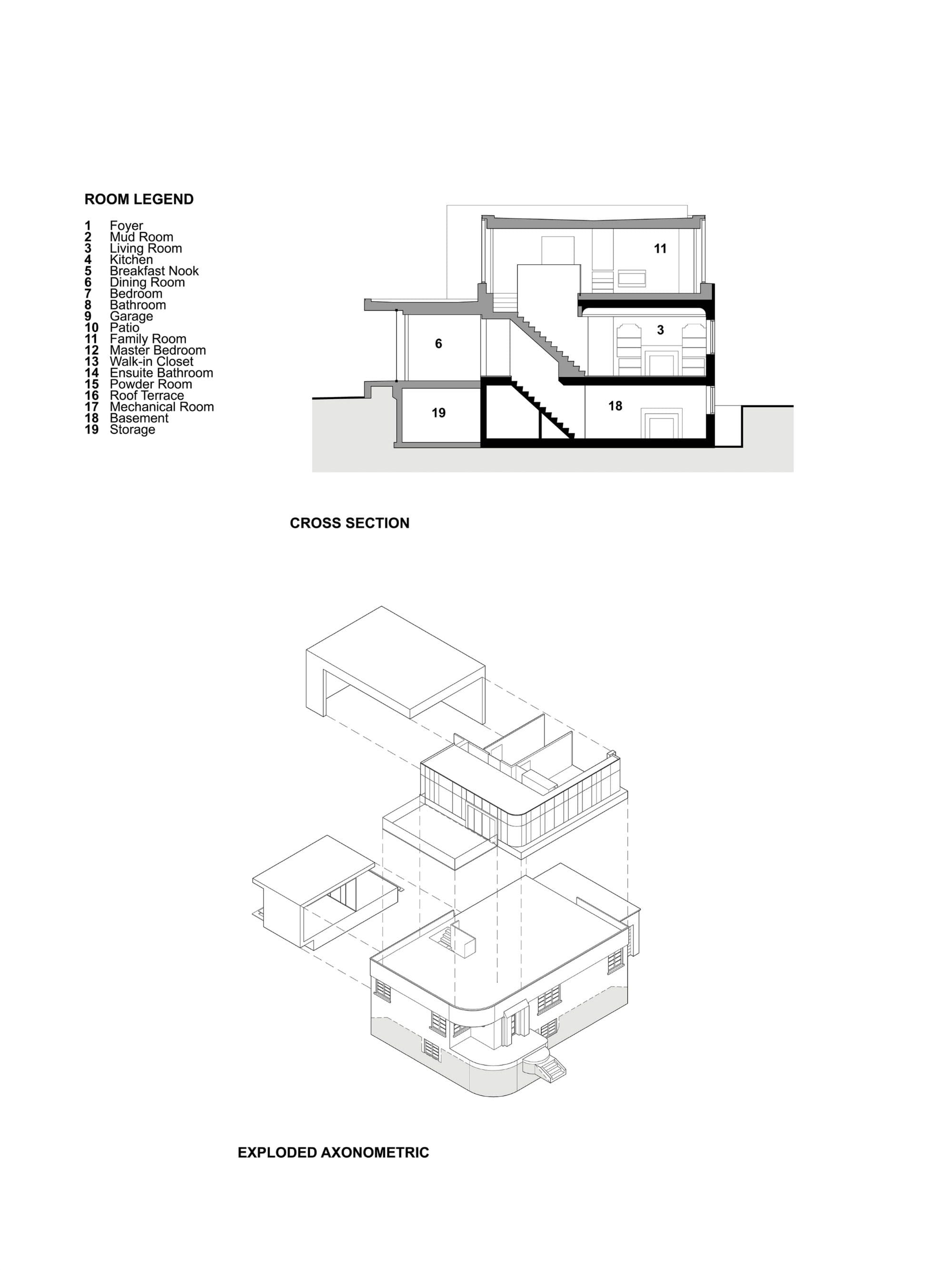 Частная резиденция The Hambly House в Гамильтоне, Канада, HQ architecture, HQarch, HQ arch, high quality architecture
