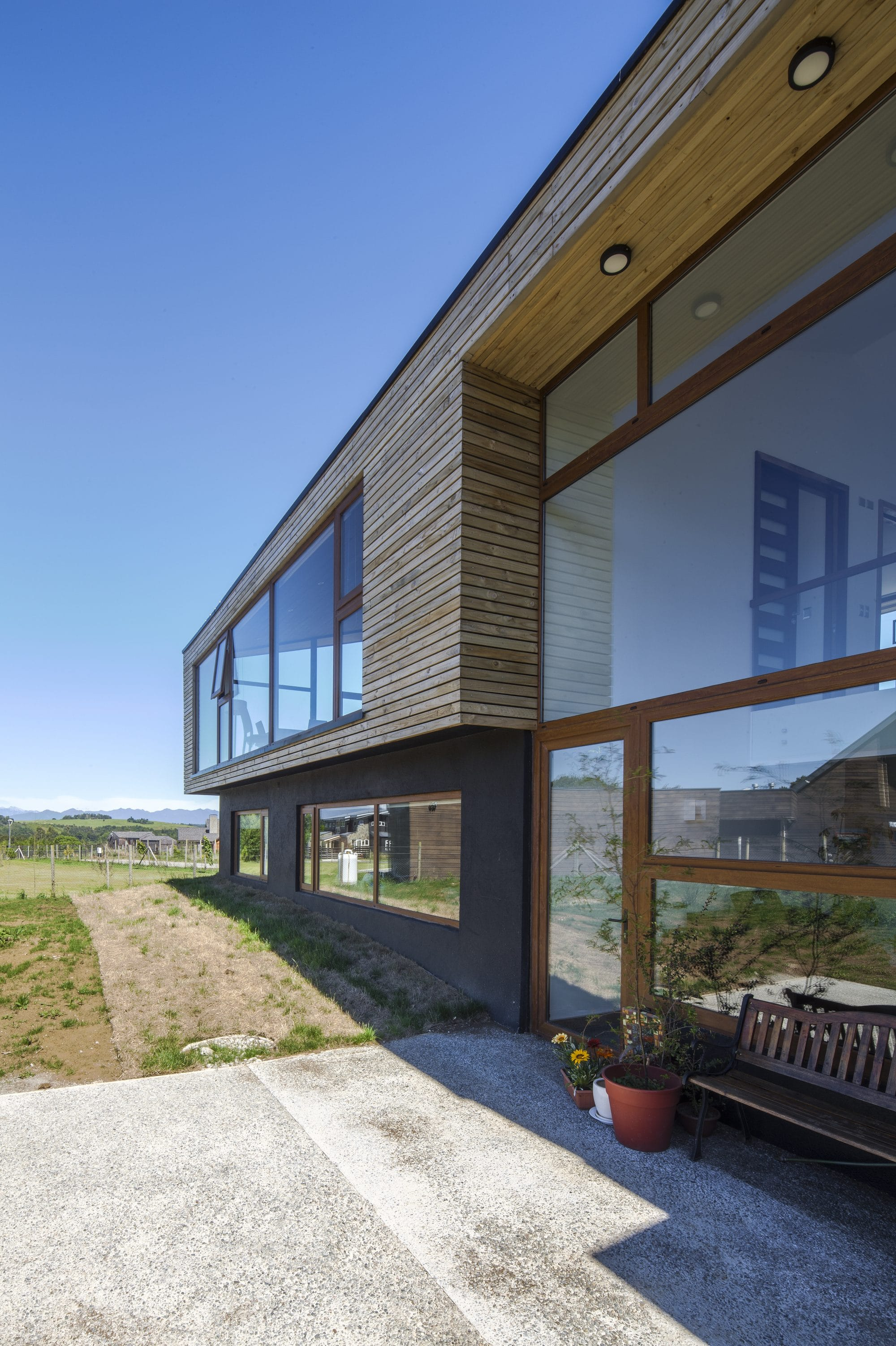 Семейный дом VF House в Чили от бюро AM Arquitectura, HQ architecture, HQarch, HQ arch, high quality architecture