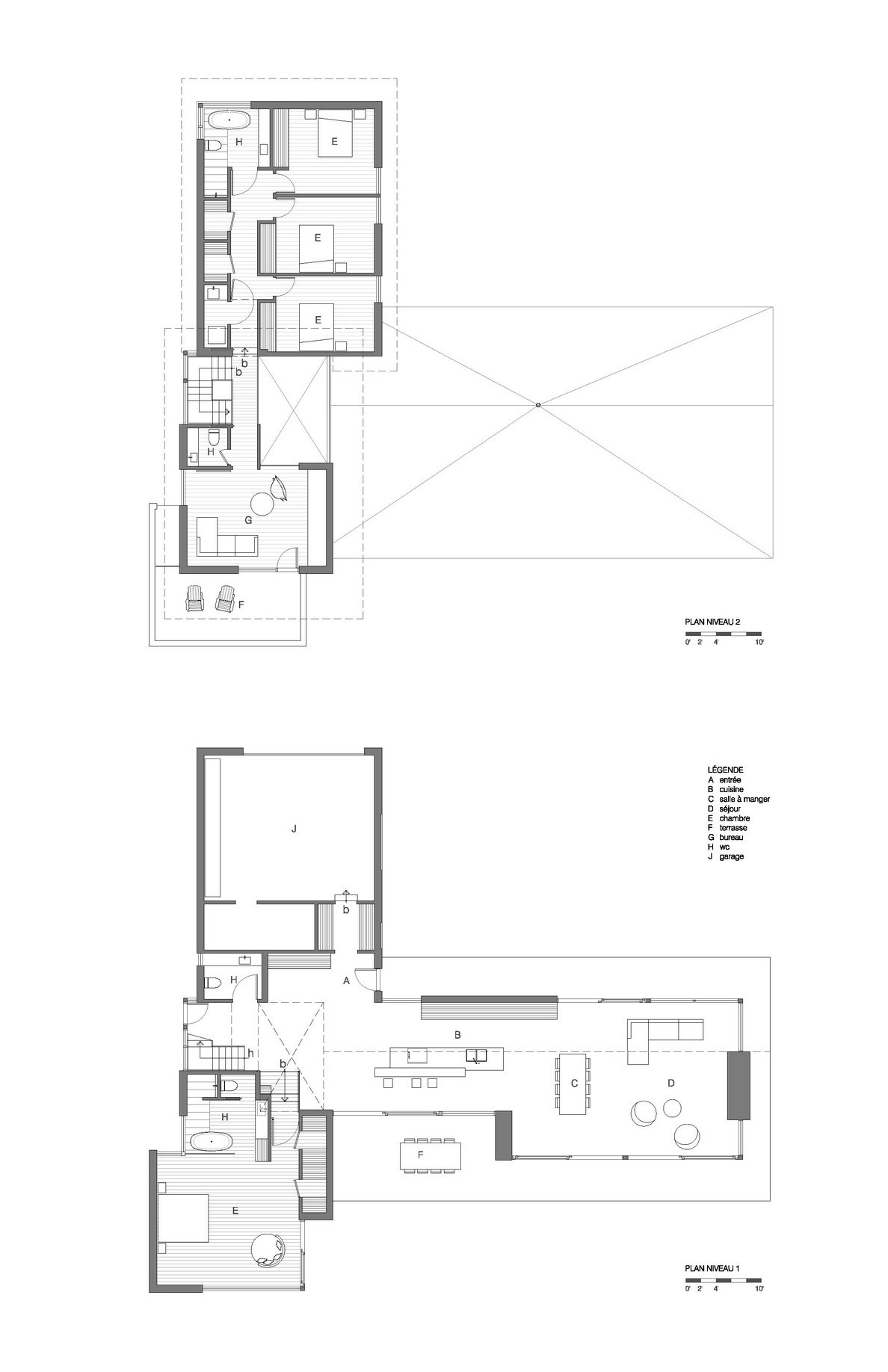 Загородный дом на берегу озера в Канаде от студии YH2 Yiacouvakis Hamelin, HQ architecture, HQarch, HQ arch, high quality architecture