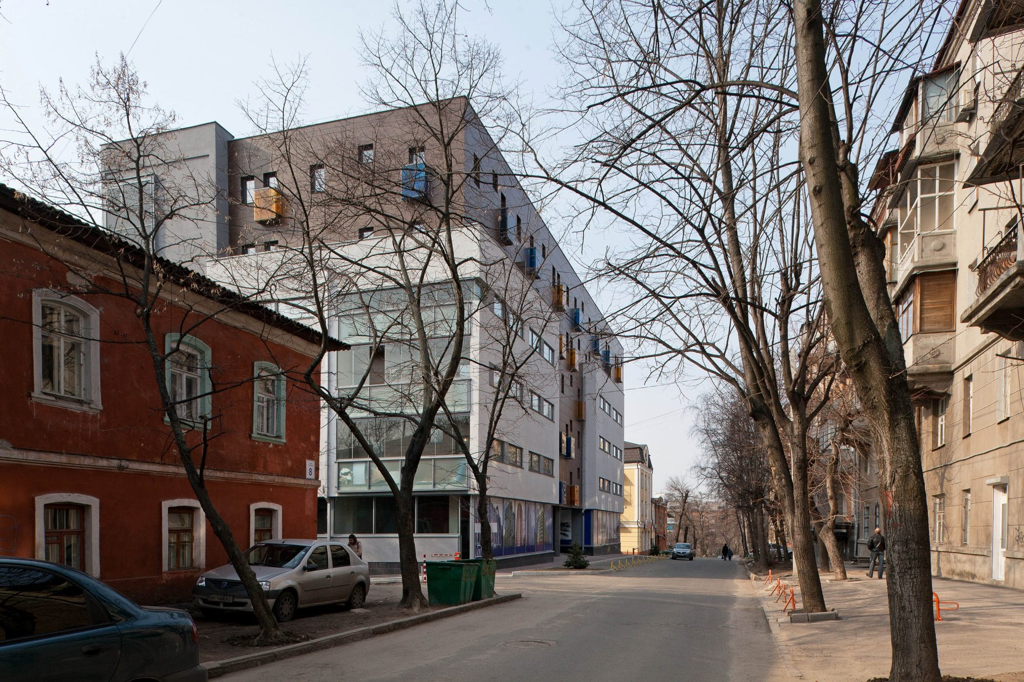 Carat Apartment House в Харькове от Drozdov & Partners, HQ architecture, HQarch, HQ arch, high quality architecture