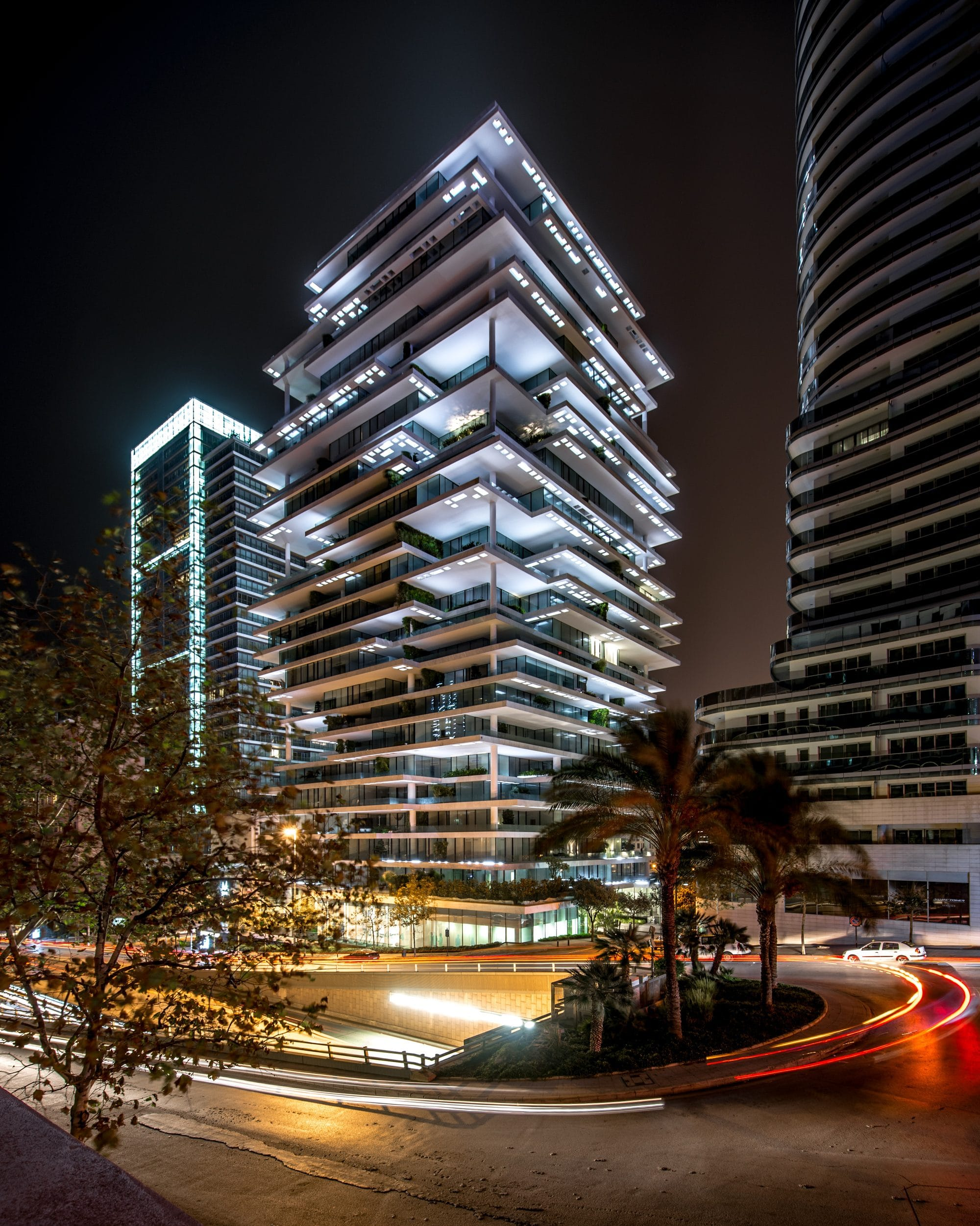 Жилой комплекс Beirut Terraces в Ливане от Herzog & de Meuron, HQ architecture, HQarch, HQ arch, high quality architecture